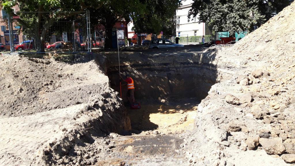Jak problíhá rekonstrukce Mariánského náměstí v Ostravě 6