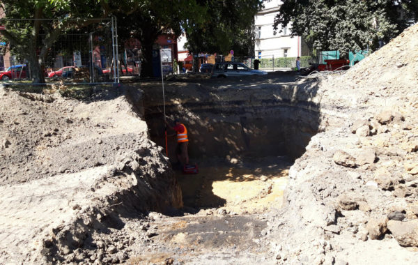 Rekonstrukce Mariánského náměstí v Ostravě 6