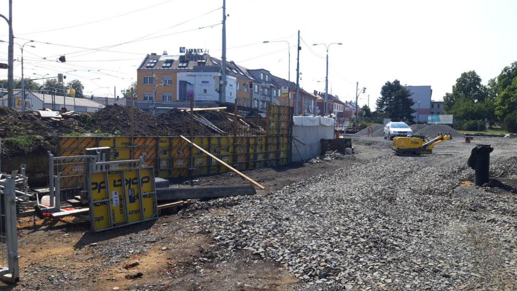 Jak problíhá rekonstrukce Mariánského náměstí v Ostravě 3