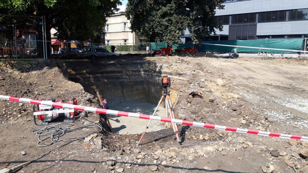 Jak problíhá rekonstrukce Mariánského náměstí v Ostravě 2