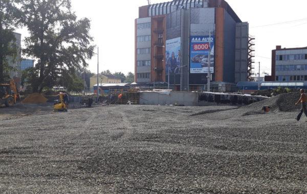 Rekonstrukce Mariánského náměstí v Ostravě 12