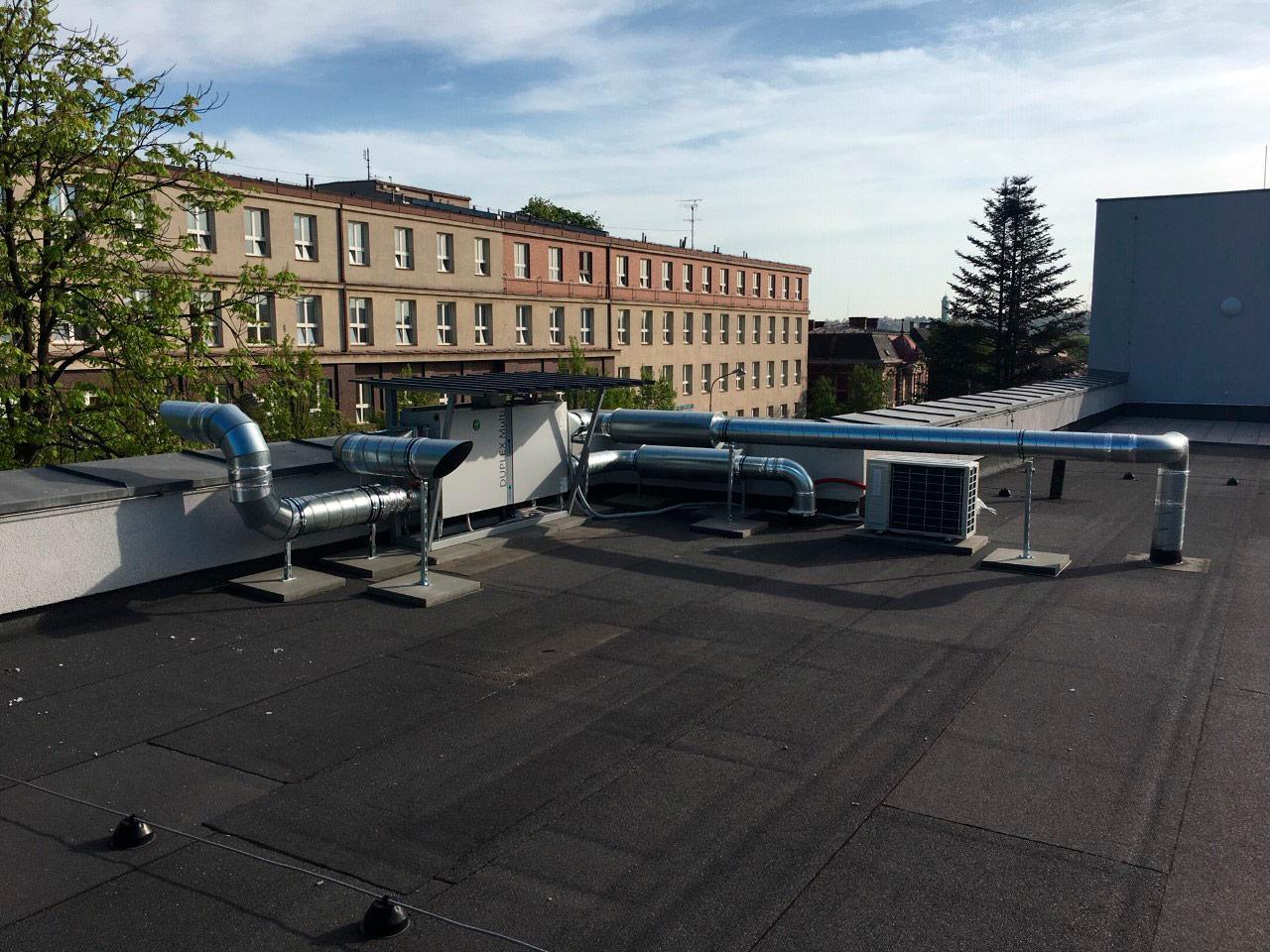 Vzduchotechnika a klimatizace 9