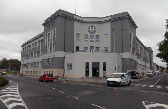 Oprava fasády BD Závodní, Ostrava-Hrabůvka 1