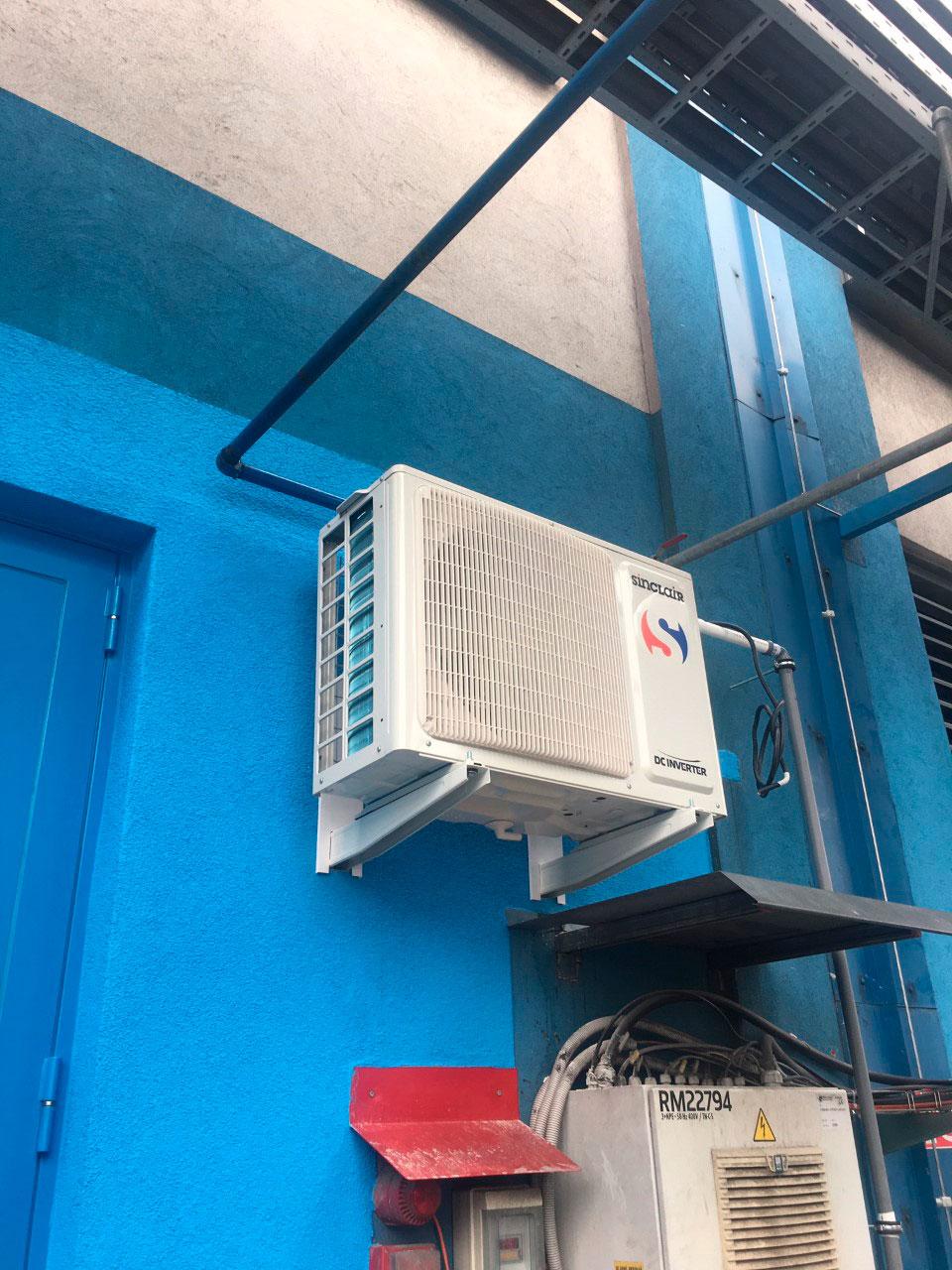 Vzduchotechnika a klimatizace 7