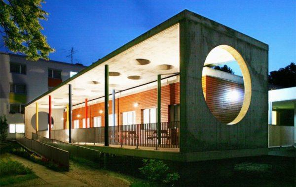 Kompletní rekonstrukce domu s pečovatelskou službou DPS Gajdošova 39 12