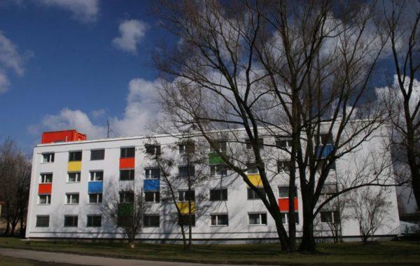 Kompletní rekonstrukce domu s pečovatelskou službou DPS Gajdošova 39 3