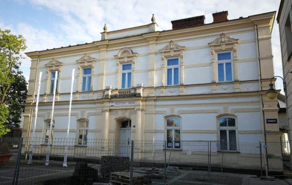Stavební úpravy budovy Městského úřadu, Náměstí č.p. 3, Frýdlant nad Ostravicí 4