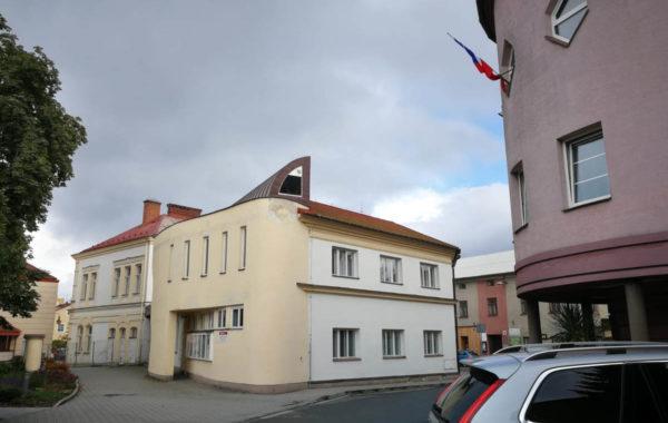Stavební úpravy budovy Městského úřadu, Náměstí č.p. 3, Frýdlant nad Ostravicí 3
