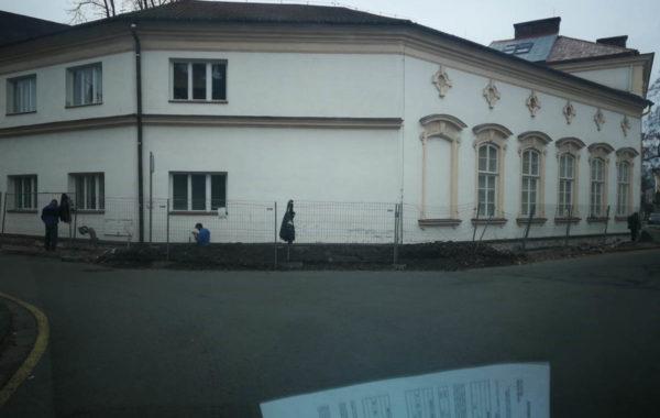 Stavební úpravy budovy Městského úřadu, Náměstí č.p. 3, Frýdlant nad Ostravicí 2