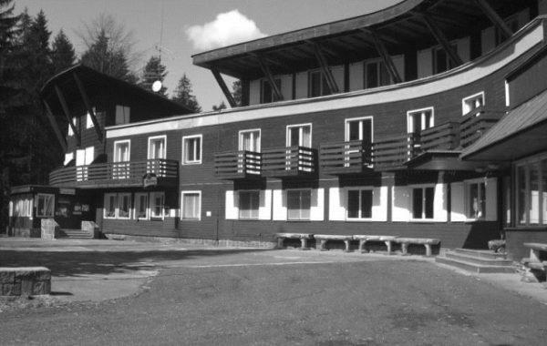 Rekonstrukce horského hotelu Čeladenka 13