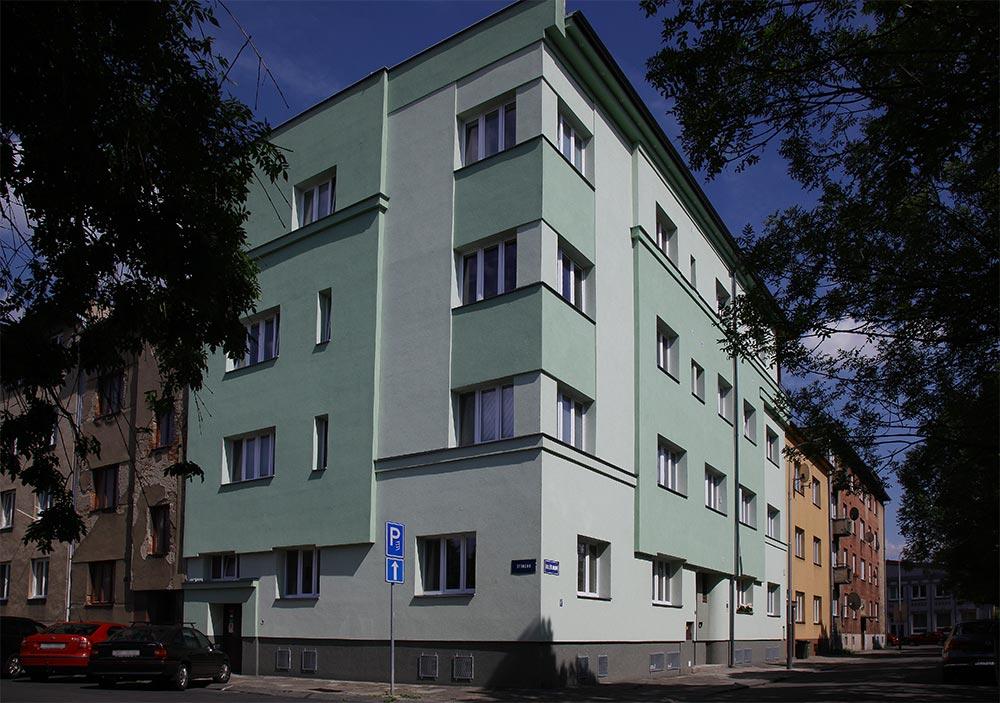 Výstavba a revitalizace bytových domů 2