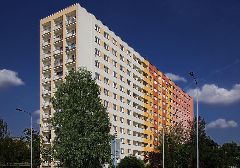 Výstavba a revitalizace bytových domů 3