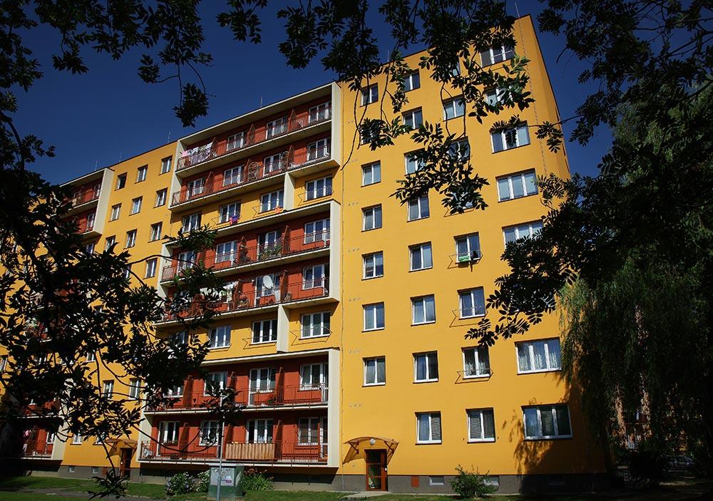 Výstavba a revitalizace bytových domů 4