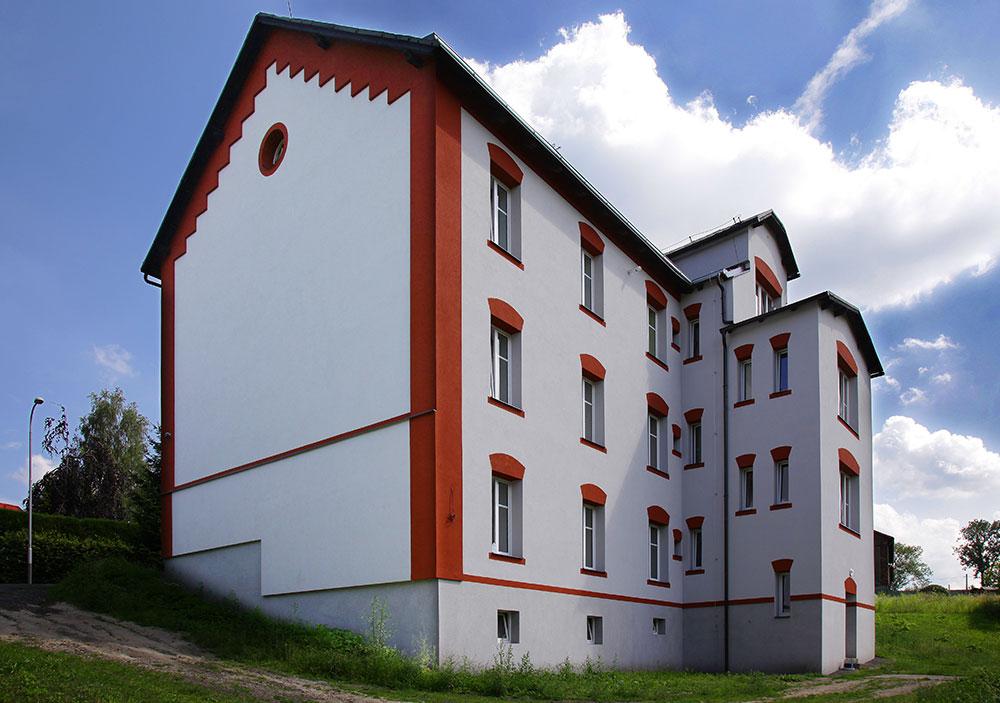 Výstavba a revitalizace bytových domů 5