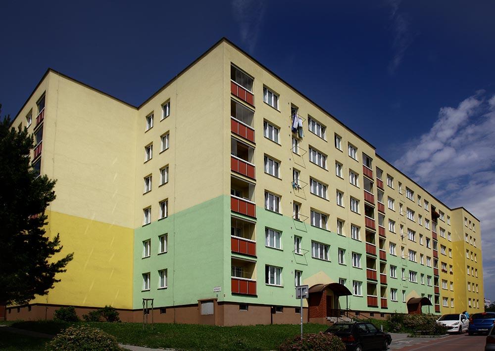 Výstavba a revitalizace bytových domů 6