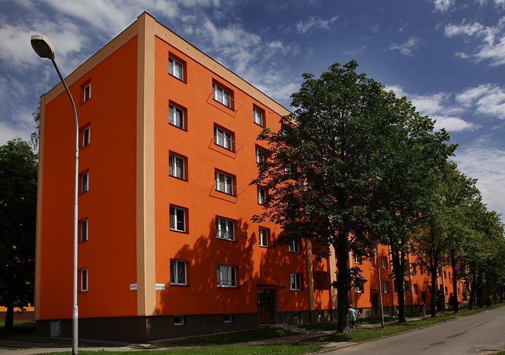 Výstavba a revitalizace bytových domů 7