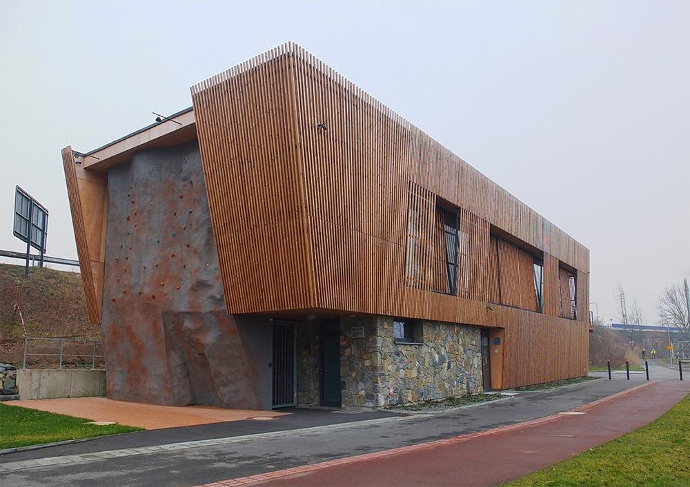 Stavby pro podnikání a veřejný prostor 2