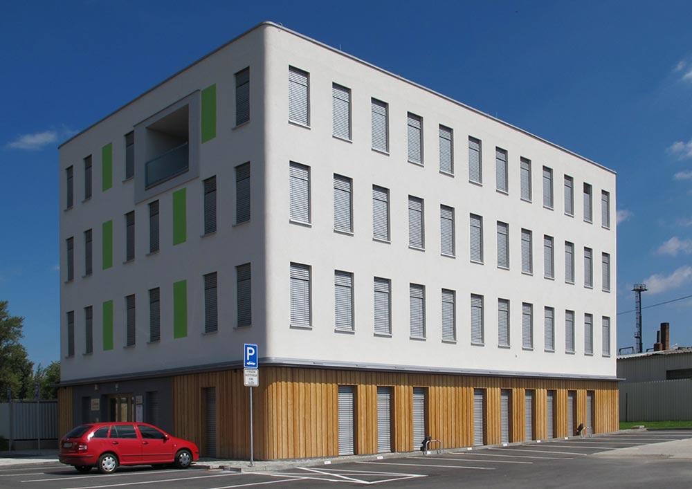 Stavby pro podnikání a veřejný prostor 4