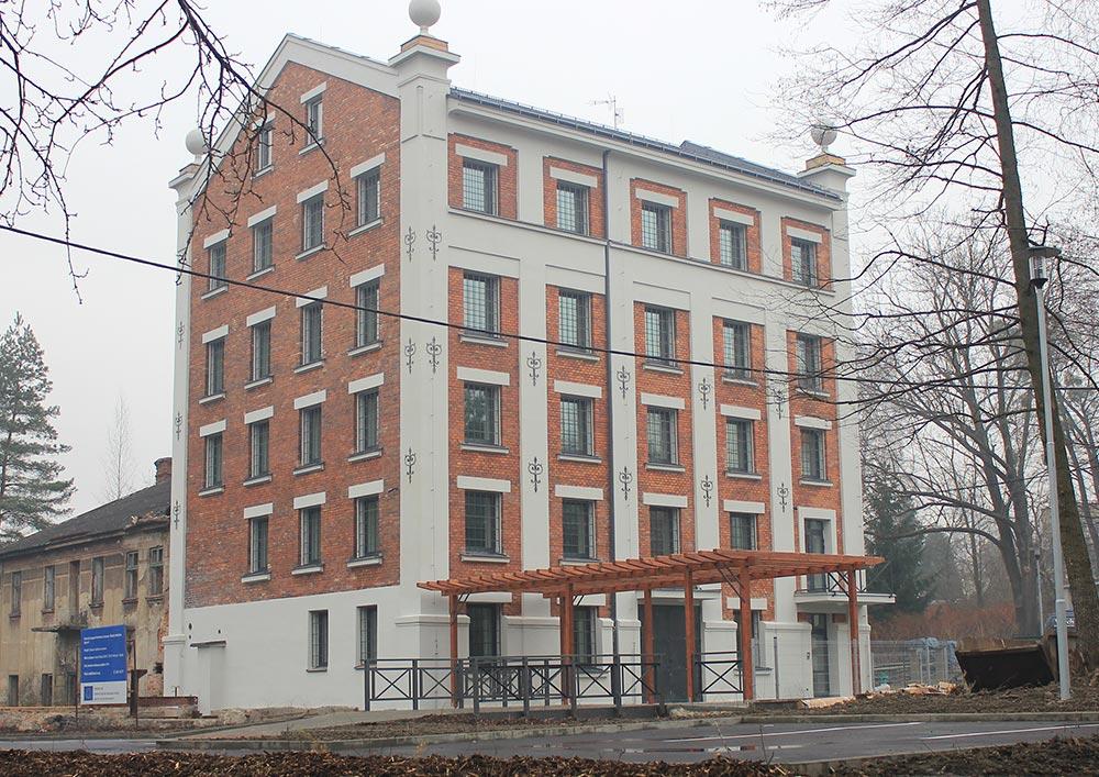 Stavby pro podnikání a veřejný prostor 5