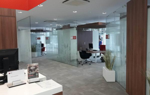 Rekonstrukce pobočky u Komerční Banky 2