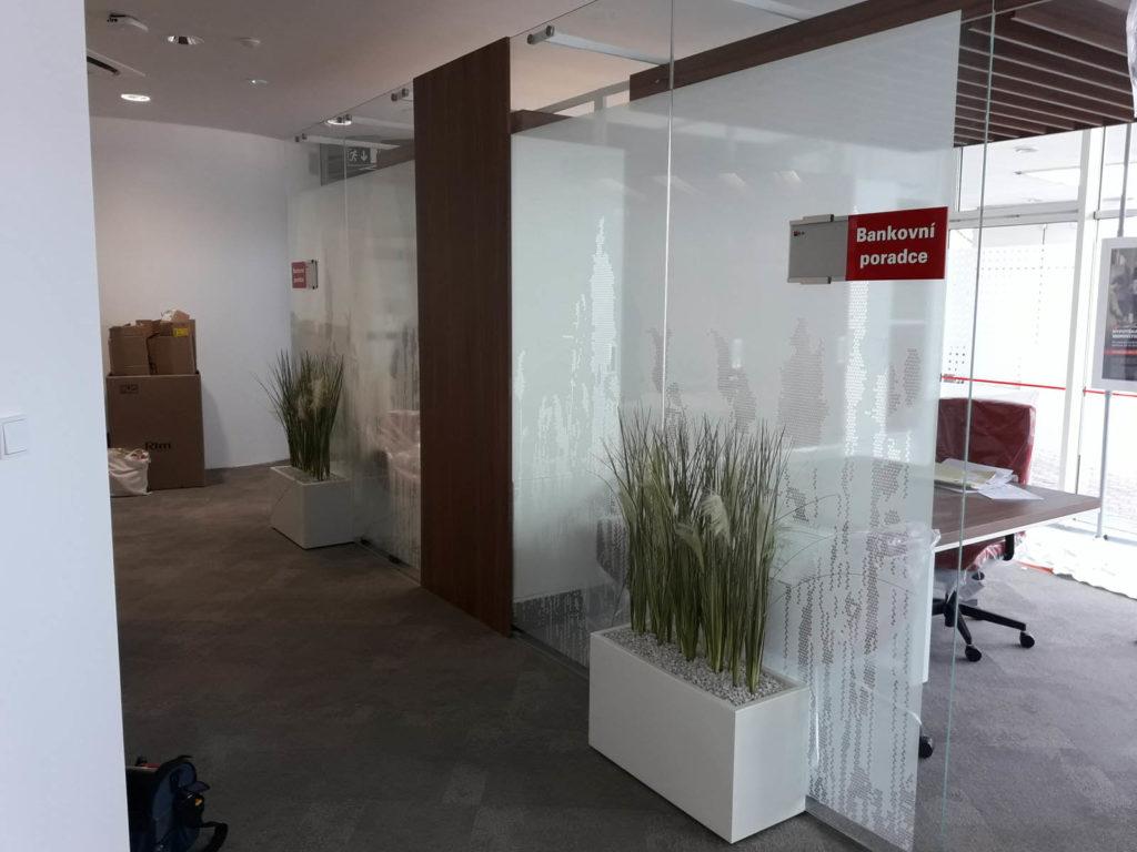 Rekonstrukce pobočky u Komerční Banky 19