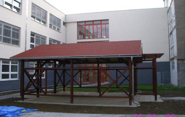 Základní škola Generála Píky - Kompletní rekonstrukce pavilonu B 1
